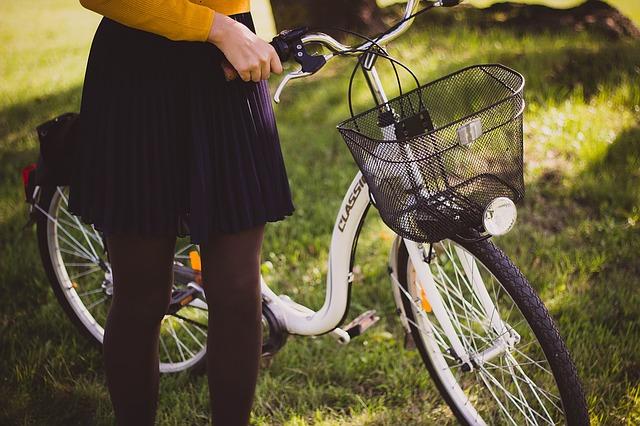 自転車購入後にチェックすること