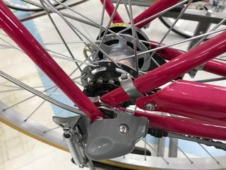 ギア付き自転車の選び方