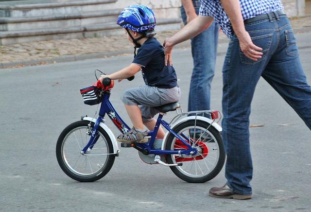 子供用自転車のサイズと選び方は?