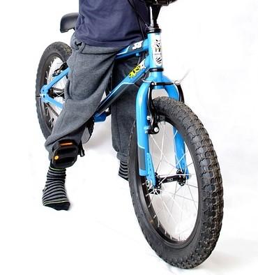 身長が低くても26インチの自転車に乗る方法!