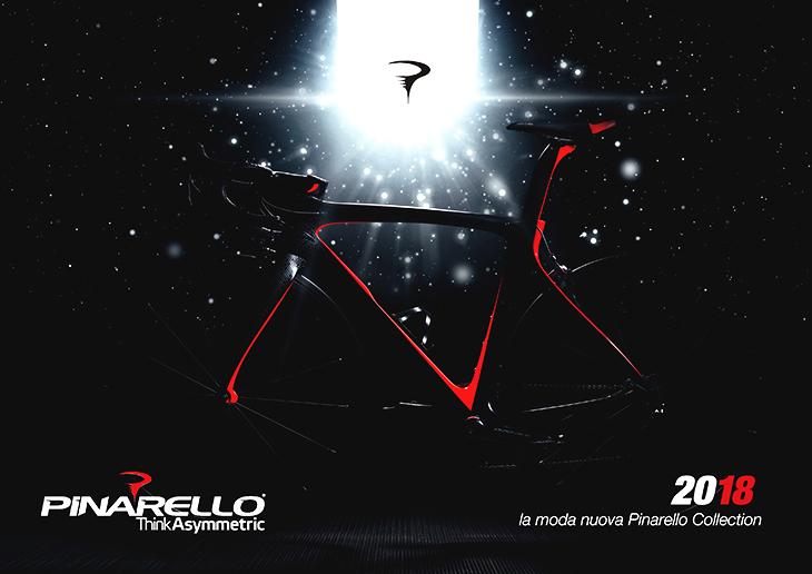 ピナレロ/2018年度版のカタログ公開
