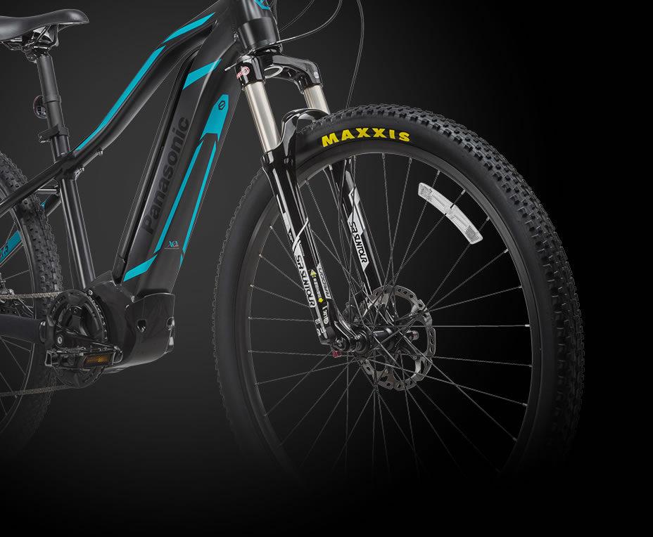 Pnasonicの新型電動自転車「XM1」試乗してきた