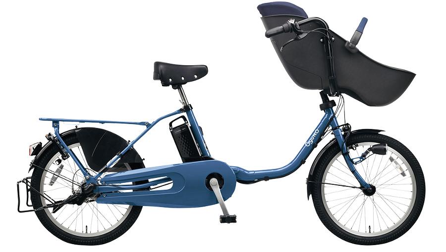 2019年オススメの子供乗せ自転車はコレだ!~前チャイルドシート版~