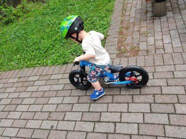 バランスバイクを選ぶ基準はブレーキってホント?