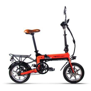 【自転車+電動自転車+電動バイク】3つ合わせて良いとこ取り!!RICHBIT TOP619